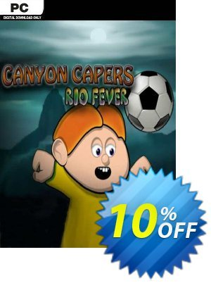 Canyon Capers Rio Fever PC Coupon, discount Canyon Capers Rio Fever PC Deal. Promotion: Canyon Capers Rio Fever PC Exclusive offer for iVoicesoft