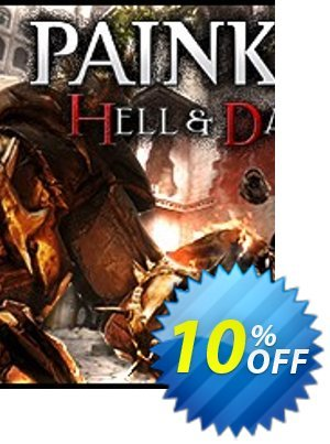Painkiller Hell & Damnation Medieval Horror PC discount coupon Painkiller Hell & Damnation Medieval Horror PC Deal - Painkiller Hell & Damnation Medieval Horror PC Exclusive offer for iVoicesoft