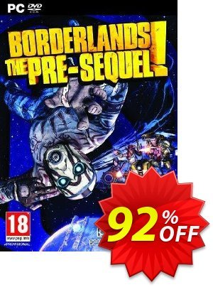 Borderlands: The Pre-sequel PC (EU) discount coupon Borderlands: The Pre-sequel PC (EU) Deal - Borderlands: The Pre-sequel PC (EU) Exclusive offer for iVoicesoft