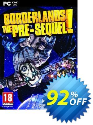 Borderlands: The Pre-sequel PC (EU) Coupon, discount Borderlands: The Pre-sequel PC (EU) Deal. Promotion: Borderlands: The Pre-sequel PC (EU) Exclusive offer for iVoicesoft