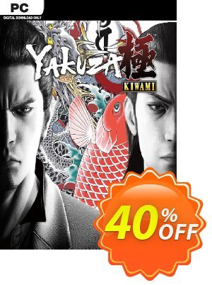 Yakuza Kiwami PC (EU) Coupon, discount Yakuza Kiwami PC (EU) Deal. Promotion: Yakuza Kiwami PC (EU) Exclusive offer for iVoicesoft