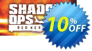 Shadow Ops Red Mercury PC Coupon, discount Shadow Ops Red Mercury PC Deal. Promotion: Shadow Ops Red Mercury PC Exclusive offer for iVoicesoft