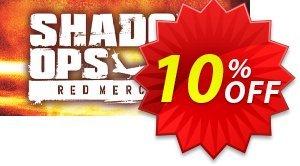 Shadow Ops Red Mercury PC割引コード・Shadow Ops Red Mercury PC Deal キャンペーン:Shadow Ops Red Mercury PC Exclusive offer for iVoicesoft