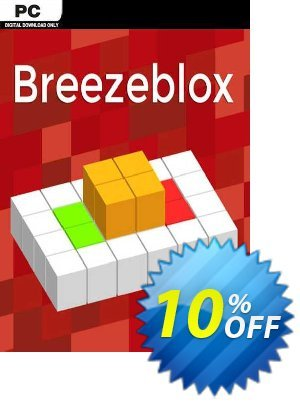 Breezeblox PC割引コード・Breezeblox PC Deal キャンペーン:Breezeblox PC Exclusive offer for iVoicesoft