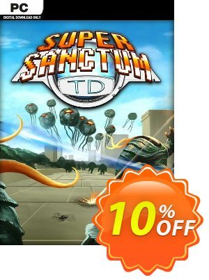 Super Sanctum TD PC 優惠券,折扣碼 Super Sanctum TD PC Deal,促銷代碼: Super Sanctum TD PC Exclusive offer for iVoicesoft