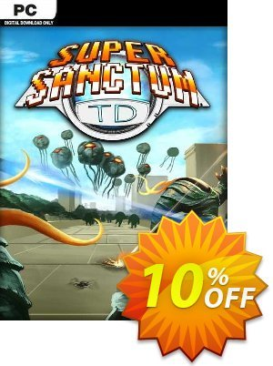 Super Sanctum TD PC discount coupon Super Sanctum TD PC Deal - Super Sanctum TD PC Exclusive offer for iVoicesoft