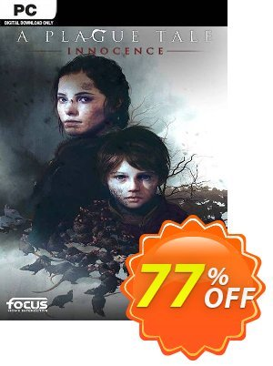 A Plague Tale: Innocence PC Coupon discount A Plague Tale: Innocence PC Deal - A Plague Tale: Innocence PC Exclusive offer for iVoicesoft
