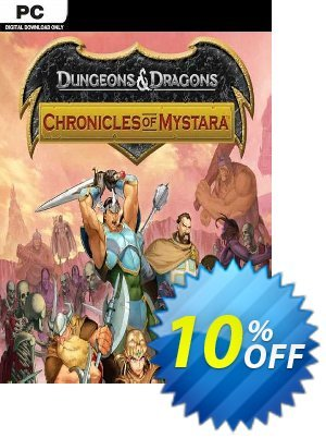 Dungeons & Dragons Chronicles of Mystara PC discount coupon Dungeons & Dragons Chronicles of Mystara PC Deal - Dungeons & Dragons Chronicles of Mystara PC Exclusive offer for iVoicesoft
