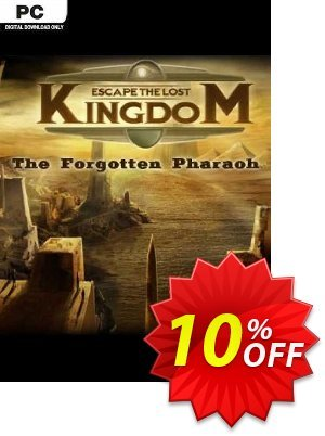 Escape The Lost Kingdom The Forgotten Pharaoh PC discount coupon Escape The Lost Kingdom The Forgotten Pharaoh PC Deal - Escape The Lost Kingdom The Forgotten Pharaoh PC Exclusive offer for iVoicesoft