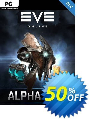 EVE Online - Alpha Pack DLC PC discount coupon EVE Online - Alpha Pack DLC PC Deal - EVE Online - Alpha Pack DLC PC Exclusive offer for iVoicesoft
