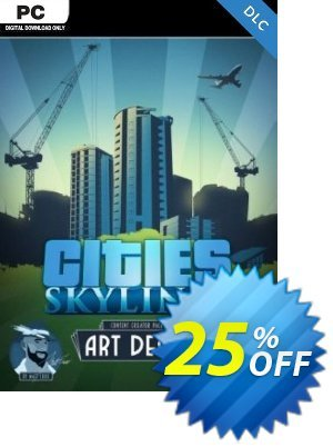 Cities Skylines - Content Creator Pack Art Deco DLC discount coupon Cities Skylines - Content Creator Pack Art Deco DLC Deal - Cities Skylines - Content Creator Pack Art Deco DLC Exclusive offer for iVoicesoft