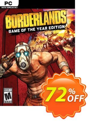 Borderlands Game of the Year Enhanced PC (EU) discount coupon Borderlands Game of the Year Enhanced PC (EU) Deal - Borderlands Game of the Year Enhanced PC (EU) Exclusive offer for iVoicesoft