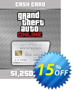 Grand Theft Auto Online (GTA V 5): Great White Shark Cash Card PC Coupon, discount Grand Theft Auto Online (GTA V 5): Great White Shark Cash Card PC Deal. Promotion: Grand Theft Auto Online (GTA V 5): Great White Shark Cash Card PC Exclusive offer for iVoicesoft