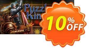 Puzzle Kingdoms PC discount coupon Puzzle Kingdoms PC Deal - Puzzle Kingdoms PC Exclusive offer for iVoicesoft