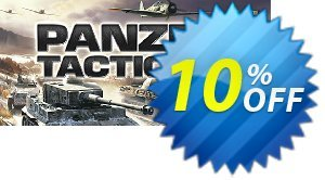 Panzer Tactics HD PC 優惠券,折扣碼 Panzer Tactics HD PC Deal,促銷代碼: Panzer Tactics HD PC Exclusive offer for iVoicesoft