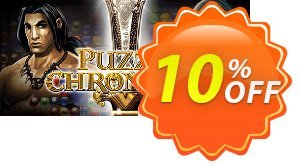 Puzzle Chronicles PC 優惠券,折扣碼 Puzzle Chronicles PC Deal,促銷代碼: Puzzle Chronicles PC Exclusive offer for iVoicesoft