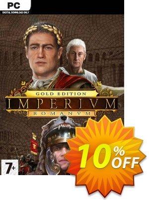 Imperium Romanum Gold Edition PC 優惠券,折扣碼 Imperium Romanum Gold Edition PC Deal,促銷代碼: Imperium Romanum Gold Edition PC Exclusive offer for iVoicesoft