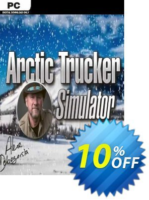 Arctic Trucker Simulator PC Coupon, discount Arctic Trucker Simulator PC Deal. Promotion: Arctic Trucker Simulator PC Exclusive offer for iVoicesoft