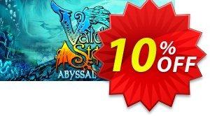 Valdis Story Abyssal City PC 優惠券,折扣碼 Valdis Story Abyssal City PC Deal,促銷代碼: Valdis Story Abyssal City PC Exclusive offer for iVoicesoft