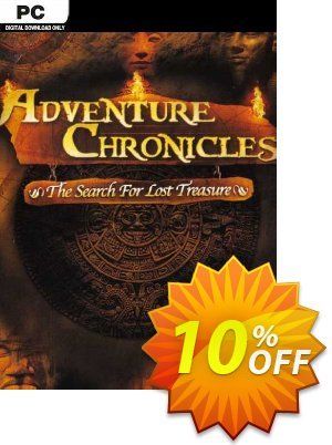 Adventure Chronicles The Search For Lost Treasure PC Coupon, discount Adventure Chronicles The Search For Lost Treasure PC Deal. Promotion: Adventure Chronicles The Search For Lost Treasure PC Exclusive offer for iVoicesoft