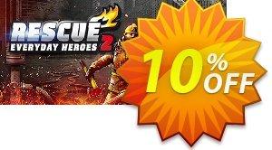 RESCUE 2 Everyday Heroes PC 優惠券,折扣碼 RESCUE 2 Everyday Heroes PC Deal,促銷代碼: RESCUE 2 Everyday Heroes PC Exclusive offer for iVoicesoft