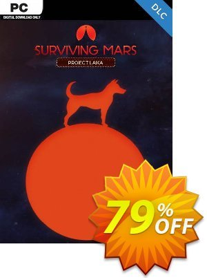 Surviving Mars: Project Laika PC DLC Coupon discount Surviving Mars: Project Laika PC DLC Deal. Promotion: Surviving Mars: Project Laika PC DLC Exclusive offer for iVoicesoft