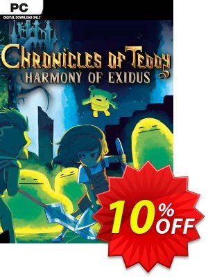 Chronicles of Teddy PC 優惠券,折扣碼 Chronicles of Teddy PC Deal,促銷代碼: Chronicles of Teddy PC Exclusive offer for iVoicesoft