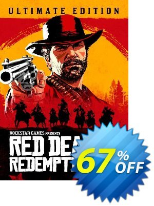 Red Dead Redemption 2 - Ultimate Edition PC discount coupon Red Dead Redemption 2 - Ultimate Edition PC Deal - Red Dead Redemption 2 - Ultimate Edition PC Exclusive offer for iVoicesoft