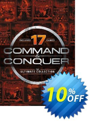 Command and Conquer: The Ultimate Edition PC Coupon, discount Command and Conquer: The Ultimate Edition PC Deal. Promotion: Command and Conquer: The Ultimate Edition PC Exclusive offer for iVoicesoft