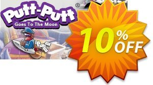 PuttPutt Goes to the Moon PC Coupon discount PuttPutt Goes to the Moon PC Deal - PuttPutt Goes to the Moon PC Exclusive offer for iVoicesoft