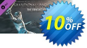 Middleearth Shadow of Mordor The Bright Lord PC discount coupon Middleearth Shadow of Mordor The Bright Lord PC Deal - Middleearth Shadow of Mordor The Bright Lord PC Exclusive offer for iVoicesoft
