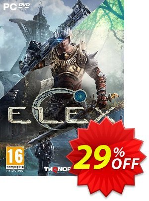 Elex PC 프로모션 코드 Elex PC Deal 프로모션: Elex PC Exclusive offer for iVoicesoft