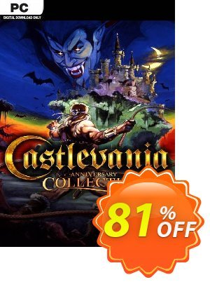Castlevania Anniversary Collection PC Coupon discount Castlevania Anniversary Collection PC Deal. Promotion: Castlevania Anniversary Collection PC Exclusive offer for iVoicesoft