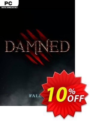Damned PC 프로모션 코드 Damned PC Deal 프로모션: Damned PC Exclusive offer for iVoicesoft