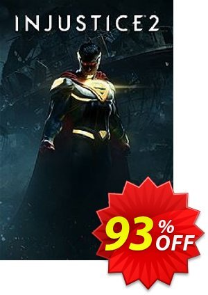 Injustice 2 PC割引コード・Injustice 2 PC Deal キャンペーン:Injustice 2 PC Exclusive offer for iVoicesoft