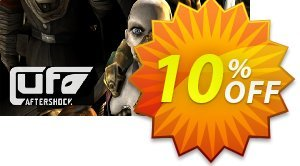 UFO Aftershock PC Coupon discount UFO Aftershock PC Deal. Promotion: UFO Aftershock PC Exclusive offer for iVoicesoft
