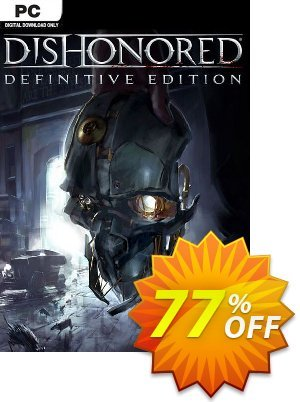 Dishonored Definitive Edition PC discount coupon Dishonored Definitive Edition PC Deal - Dishonored Definitive Edition PC Exclusive offer for iVoicesoft