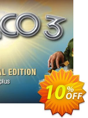 Tropico 3 PC Coupon discount Tropico 3 PC Deal - Tropico 3 PC Exclusive offer for iVoicesoft