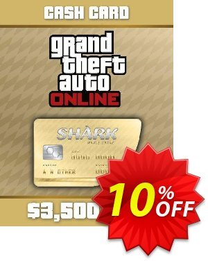 Grand Theft Auto Online (GTA V 5): Whale Shark Cash Card PC Coupon, discount Grand Theft Auto Online (GTA V 5): Whale Shark Cash Card PC Deal. Promotion: Grand Theft Auto Online (GTA V 5): Whale Shark Cash Card PC Exclusive offer for iVoicesoft