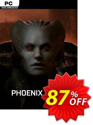 Phoenix Point PC 優惠券,折扣碼 Phoenix Point PC Deal,促銷代碼: Phoenix Point PC Exclusive offer for iVoicesoft