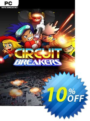 Circuit Breakers PC 프로모션 코드 Circuit Breakers PC Deal 프로모션: Circuit Breakers PC Exclusive offer for iVoicesoft