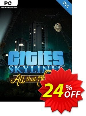 Cities Skylines - All That Jazz DLC discount coupon Cities Skylines - All That Jazz DLC Deal - Cities Skylines - All That Jazz DLC Exclusive offer for iVoicesoft