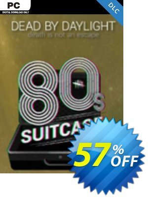 Dead by Daylight PC - The 80s Suitcase DLC discount coupon Dead by Daylight PC - The 80s Suitcase DLC Deal - Dead by Daylight PC - The 80s Suitcase DLC Exclusive offer for iVoicesoft