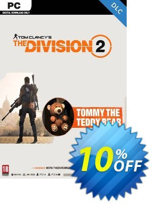 Tom Clancy's The Division 2 PC - Tommy the Teddy Bear DLC discount coupon Tom Clancy's The Division 2 PC - Tommy the Teddy Bear DLC Deal - Tom Clancy's The Division 2 PC - Tommy the Teddy Bear DLC Exclusive offer for iVoicesoft