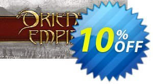Oriental Empires PC Coupon discount Oriental Empires PC Deal. Promotion: Oriental Empires PC Exclusive offer for iVoicesoft