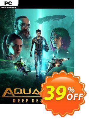 Aquanox Deep Descent PC discount coupon Aquanox Deep Descent PC Deal - Aquanox Deep Descent PC Exclusive offer for iVoicesoft