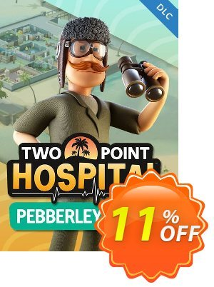 Two Point Hospital PC Pebberley Island DLC (EU) discount coupon Two Point Hospital PC Pebberley Island DLC (EU) Deal - Two Point Hospital PC Pebberley Island DLC (EU) Exclusive offer for iVoicesoft