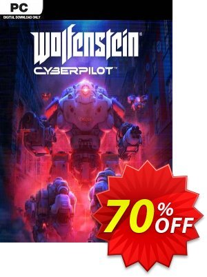 Wolfenstein: Cyberpilot VR PC discount coupon Wolfenstein: Cyberpilot VR PC Deal - Wolfenstein: Cyberpilot VR PC Exclusive offer for iVoicesoft