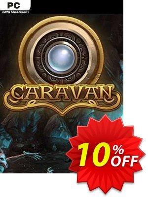 Caravan PC Coupon discount Caravan PC Deal. Promotion: Caravan PC Exclusive offer for iVoicesoft