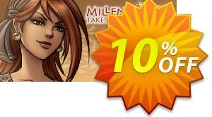 Millennium 2 Take Me Higher PC discount coupon Millennium 2 Take Me Higher PC Deal - Millennium 2 Take Me Higher PC Exclusive offer for iVoicesoft